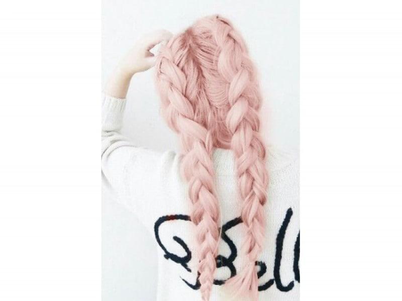 capelli rosa millennial pink (15)