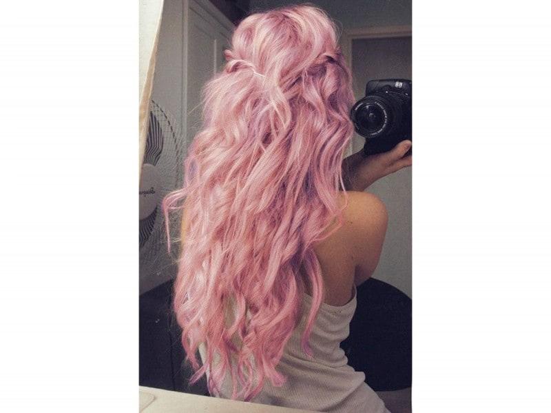 capelli rosa millennial pink (5)