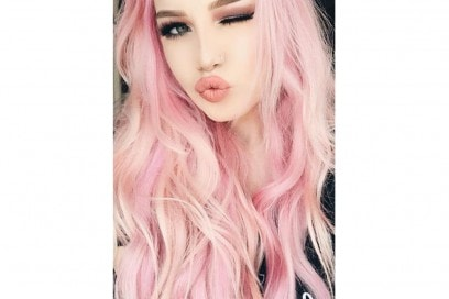 capelli rosa millennial pink (8)