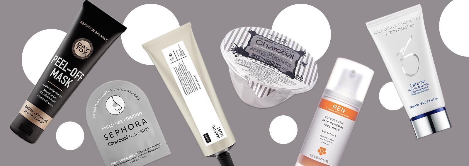 Migliori maschere viso punti neri
