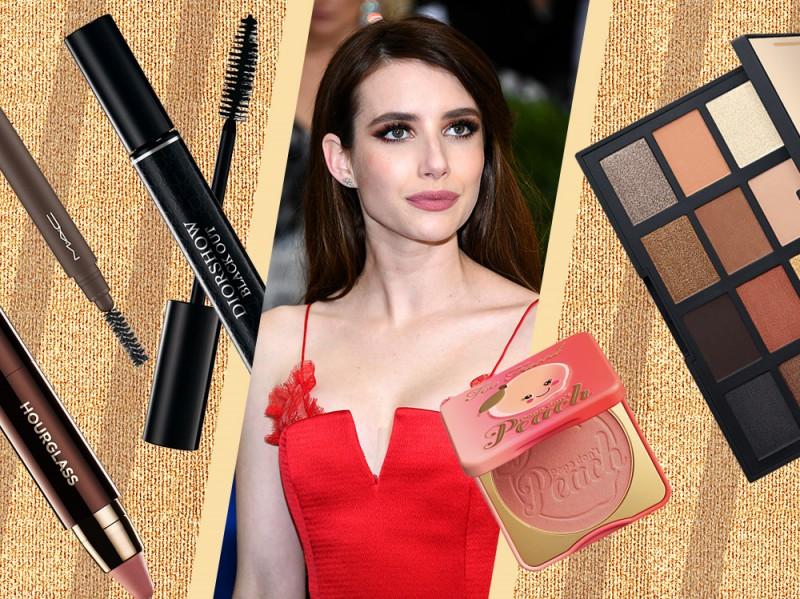 Emma Roberts make up: copia il look con smokey eyes intenso