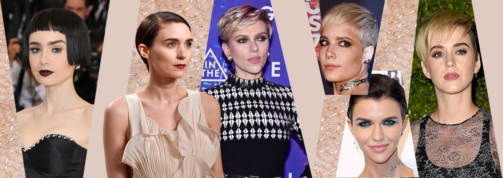 Tagli corti 2017: gli ultimi hairlook delle celeb