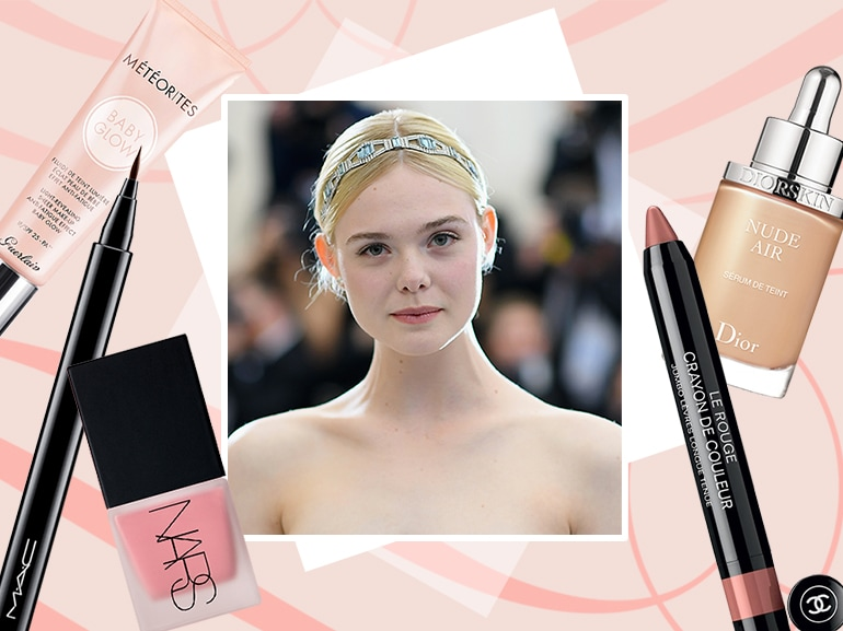 Elle Fanning make up: copia il look nude