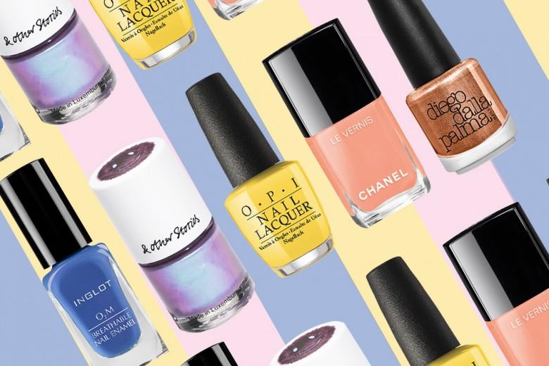 Smalti estate: i nuovi colori per la manicure più glam