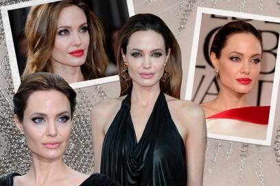 Angelina Jolie make up: i beauty look a cui ispirarsi