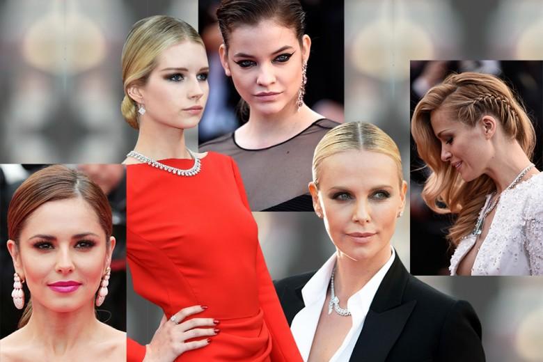 Festival di Cannes: i migliori beauty e hair look delle ultime edizioni