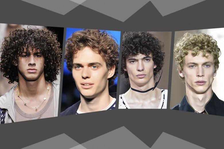 Tagli capelli ricci uomo: le proposte più cool del momento
