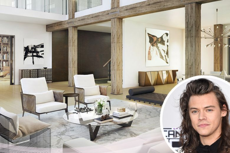 Harry Styles compra casa a New York