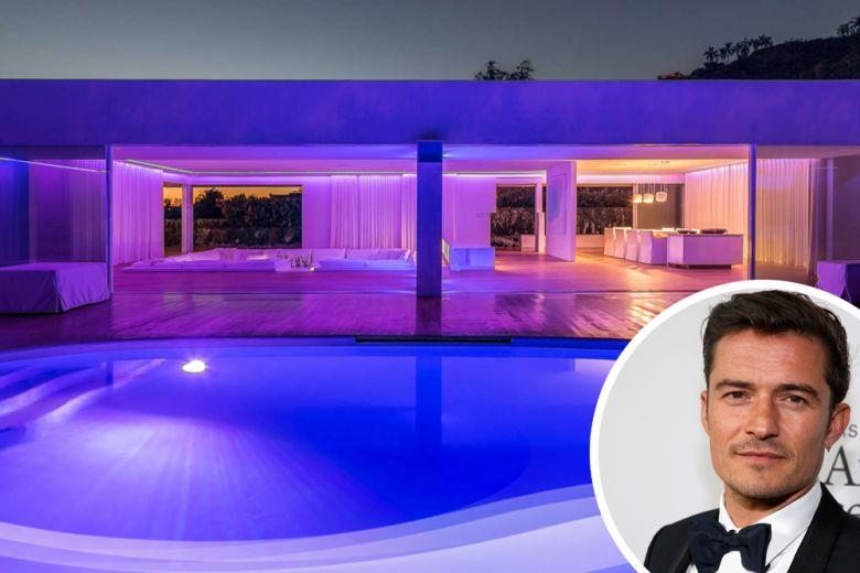 La casa di Orlando Bloom a Beverly Hills