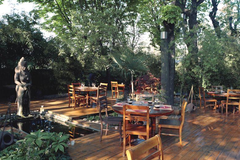 Dove mangiare all'aperto a Milano