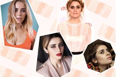 Greta Scarano beauty look: i migliori make up ed hair style da copiare