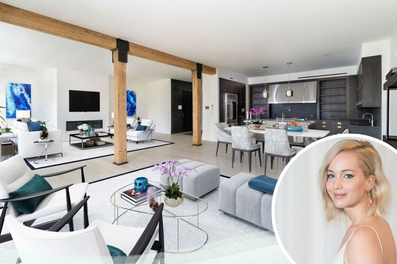 Jennifer Lawrence affitta la sua casa di New york