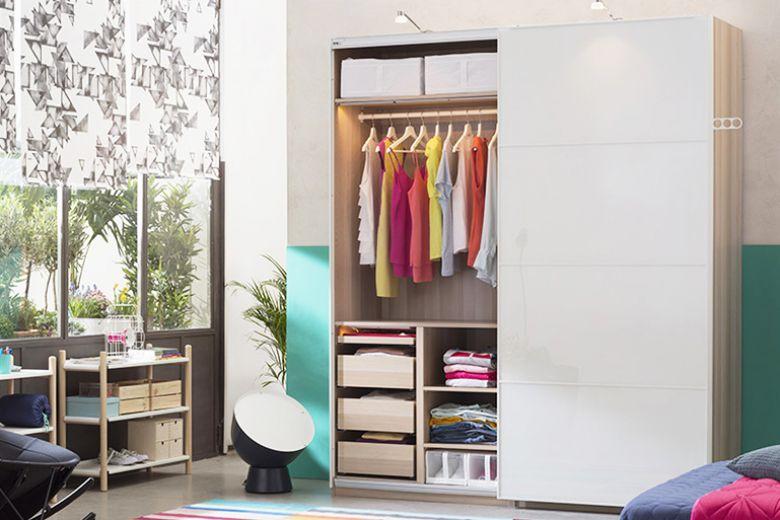 IKEA PAX: il guardaroba componibile per la camera perfetta