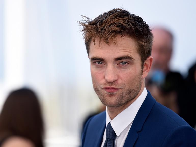Robert Pattinson ammette:
