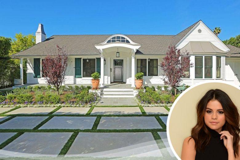 La nuova casa di Selena Gomez a Los Angeles