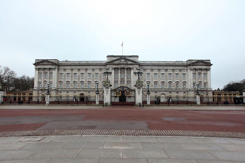 Le stanze segrete di Buckingham Palace