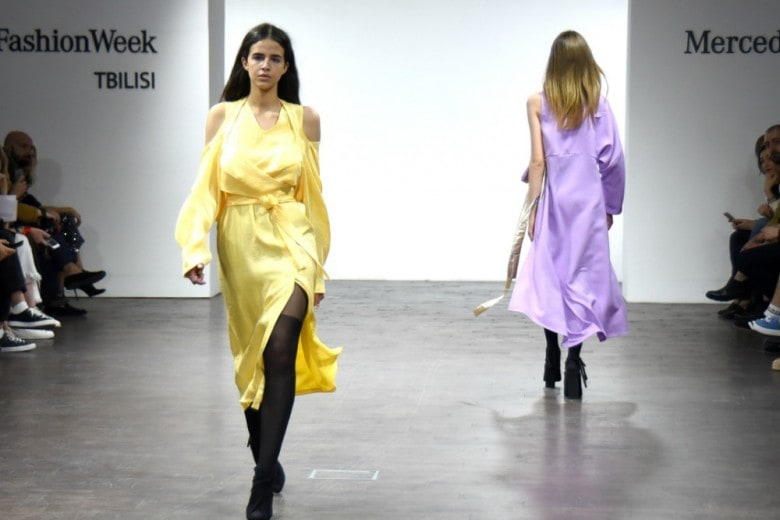 Mercedes Benz Fashion Week Tbilisi: the place to be