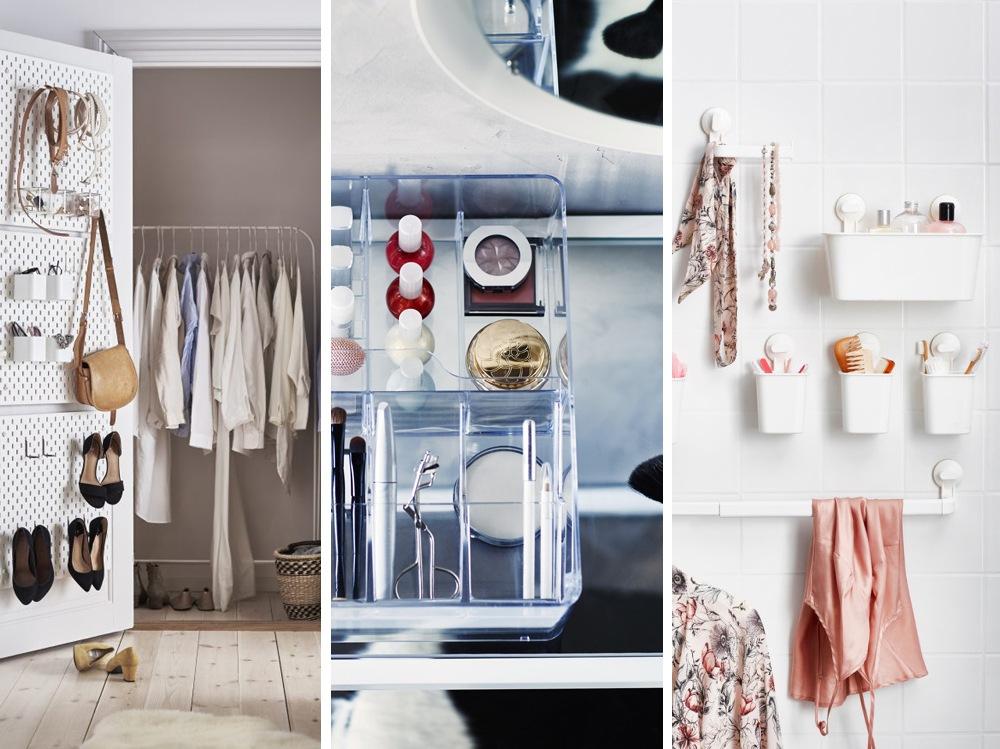 Come mantenere la casa in ordine con ikea grazia - Orden en casa ikea ...