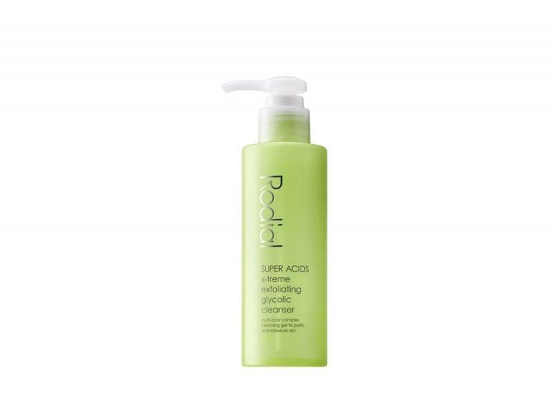 detergente viso rodial acido glicolico prodotti viso pelle levigata purificata perfetta giovane