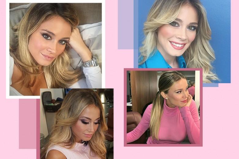 Diletta Leotta trucco e capelli: i beauty look della giornalista sportiva