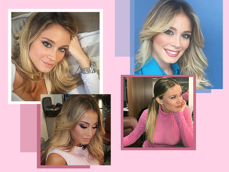 diletta leotta capelli trucco beauty look collage_mobile