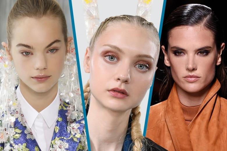 Glossy make up: la tendenza trucco illuminante del momento