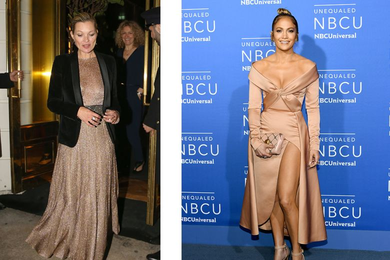 Da Jennifer Lopez a Kate Moss, le star Best Dressed della settimana
