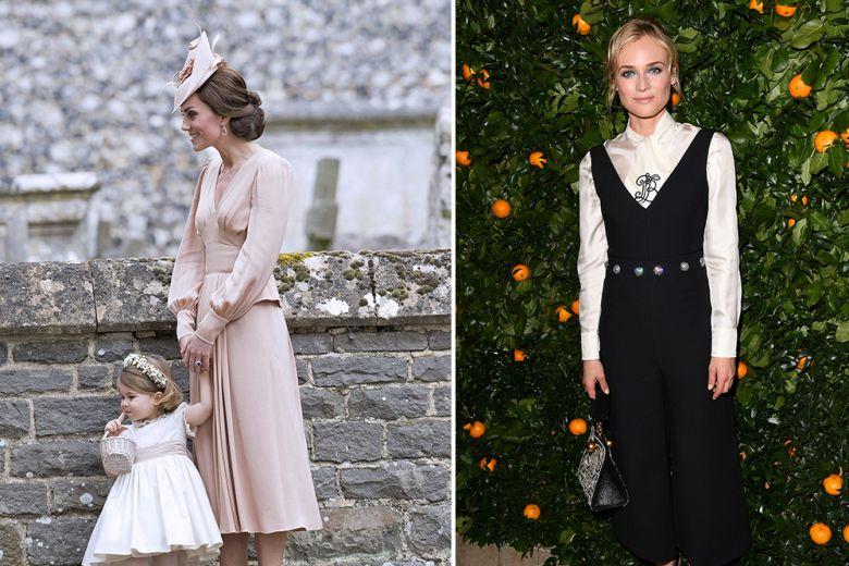 Kate Middleton e le altre Best Dressed della settimana
