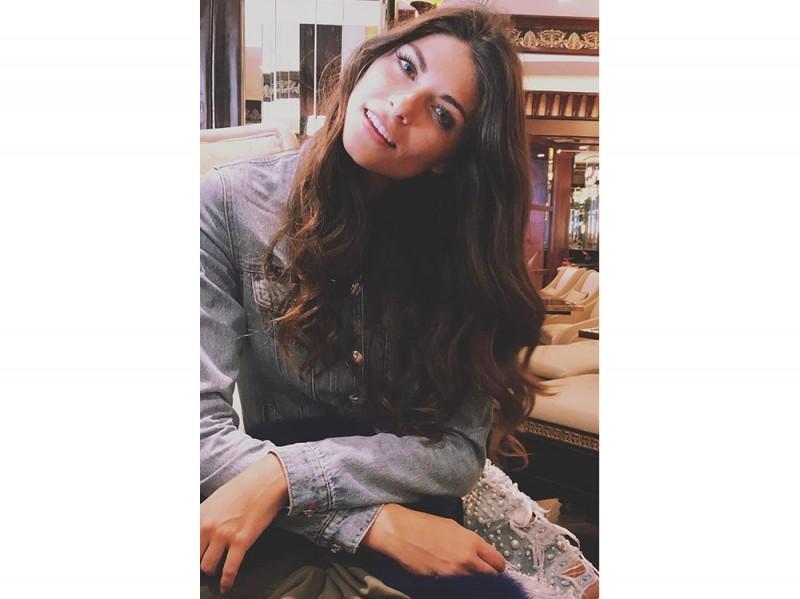 linda morselli beauty look trucco capelli fidanzata alonso  (13)