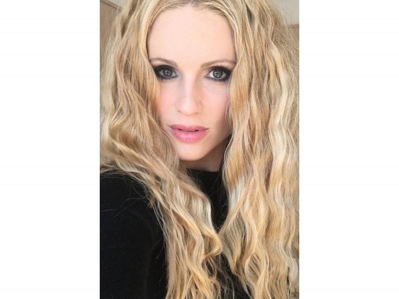 michelle hunziker trucco capelli beauty look (2)