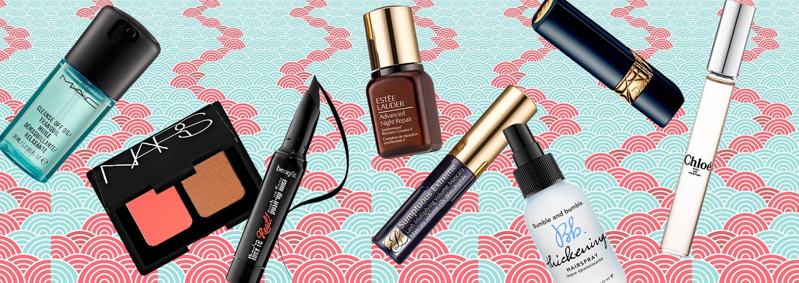 minitaglie da viaggio prodotti bellezza bagno trucco capelli profumi collage_desktop (1)
