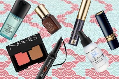 Minitaglie cosmetici da viaggio: trucco, capelli, skin care e profumi