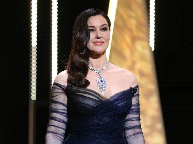 monica bellucci cannes