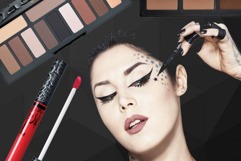 Kat Von D Beauty: get the look con i prodotti iconici