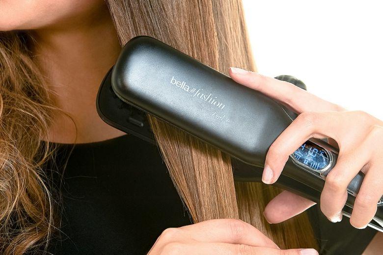 bf Bella#Fashion VAPOLISS: la spazzola lisciante a vapore ideale anche per capelli ricci ribelli