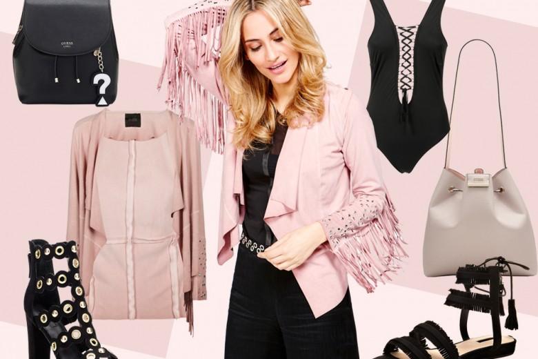 Pink&Black: il look in stile festival da copiare!