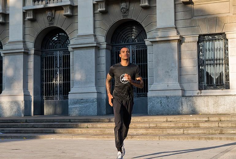 Running:  i consigli del campione Andrew Howe adatti anche a chi inizia a correre