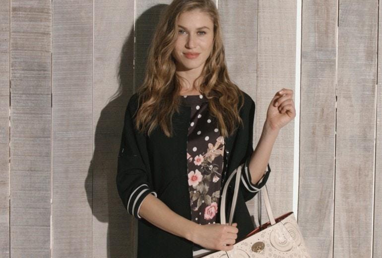 Carla Ferroni: il video esclusivo della collezione Primavera Estate 2017