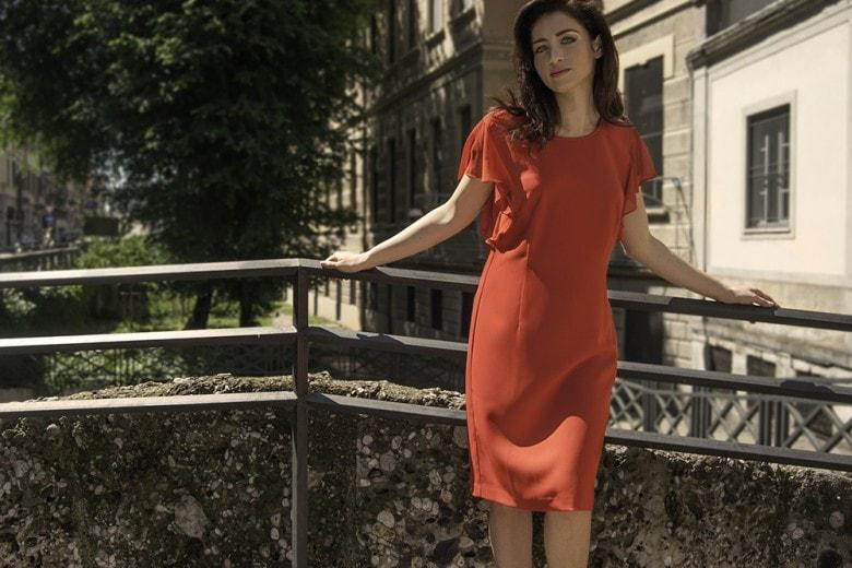 L'estate in rosso di Carla Ferroni