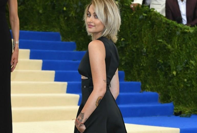 Paris Jackson nuovo volto di Calvin Klein