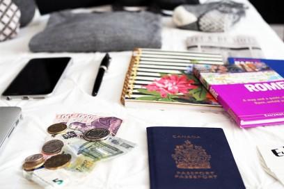 passaporto viaggio