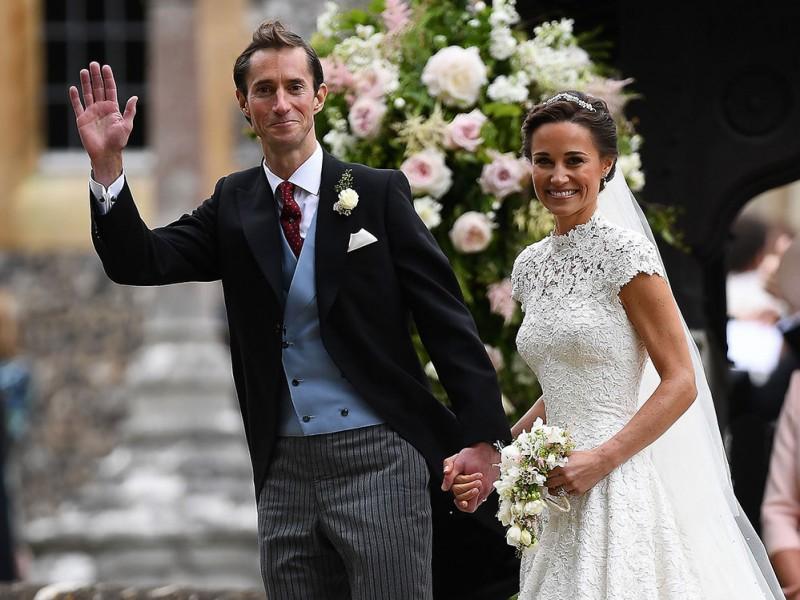 Pippa Middleton è incinta: la sorella di Kate aspetta il secondo figlio