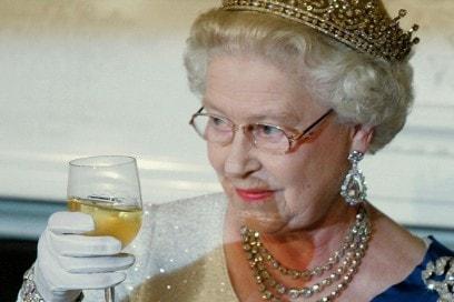 La Regina Elisabetta è diventata vegetariana?