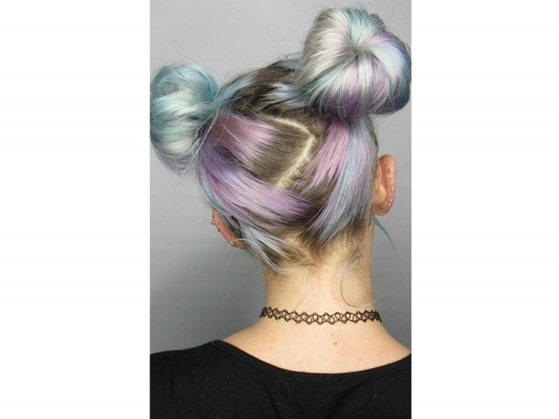space buns doppio chignon tumblr (4)