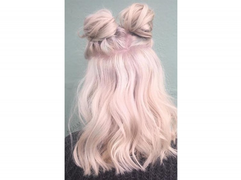 space buns doppio chignon tumblr (5)