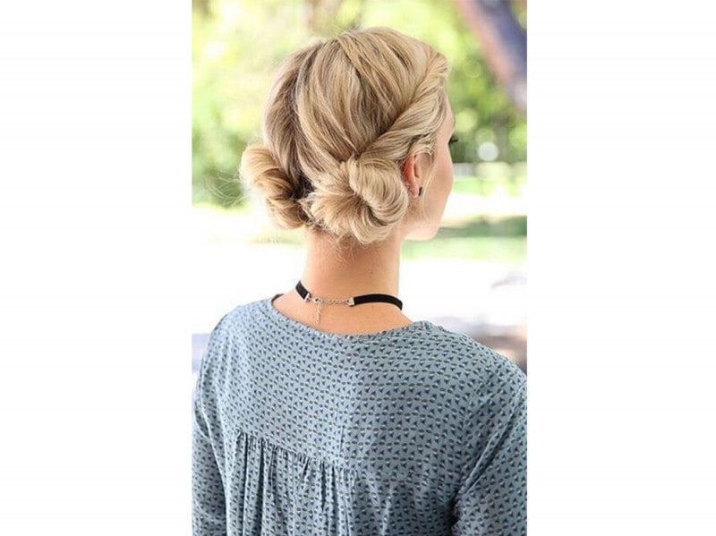 space buns doppio chignon tumblr (8)