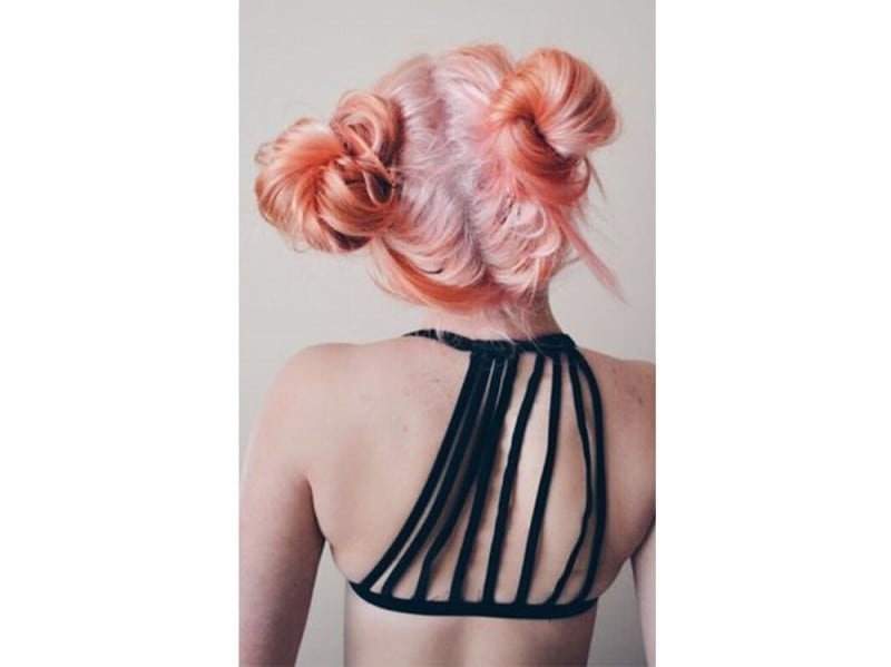 space buns doppio chignon tumblr (9)