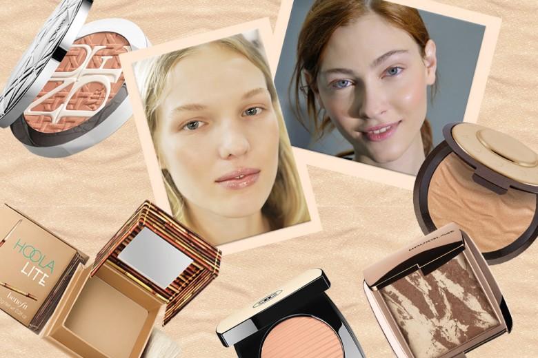 Bronzer pelle chiara: le terre abbronzanti da provare assolutamente