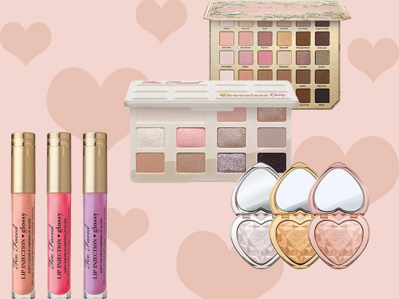 too faced make up estate 2017