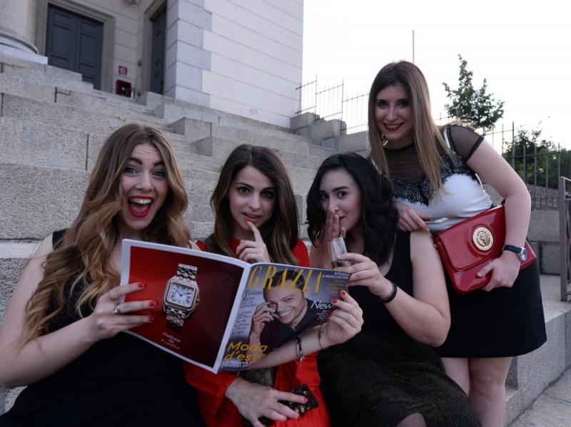 Martina Nigro;Valeria Gatti;;Anastasia De Benedetto;Priscilla Rolleri